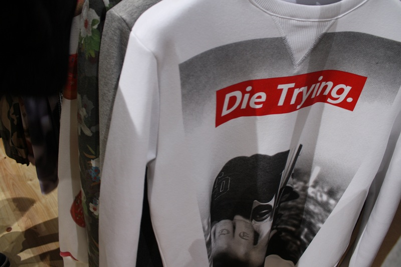 die-trying