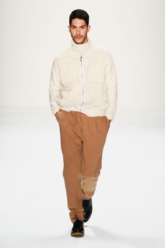 Vladimir Karaleev Show - Mercedes-Benz Fashion Week Autumn/Winter 2013/14